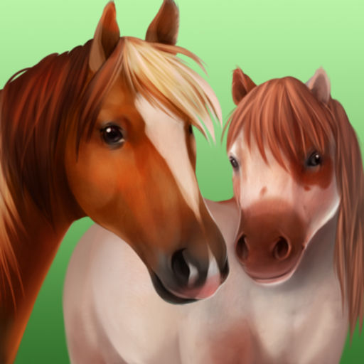 Horse World - My Riding Horse-SocialPeta