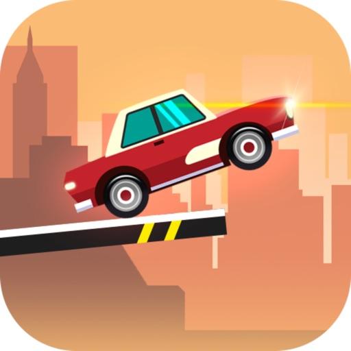 Sky Escape - Car Chase-SocialPeta