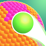 Ball Paint-SocialPeta