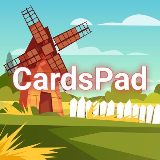 CardsPad-SocialPeta