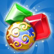 Jewels Island : Match 3 Puzzle-SocialPeta