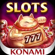 my KONAMI Slots - Free Vegas Casino Slot Machines-SocialPeta