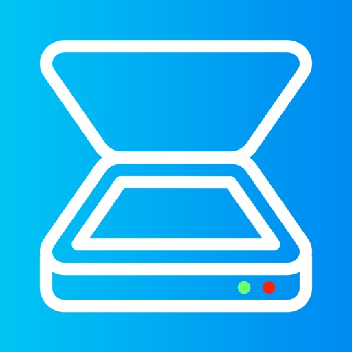 iScan- PDF & Document Scanner-SocialPeta