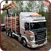 Indian Truck Spooky Stunt : Cargo Truck Driver-SocialPeta