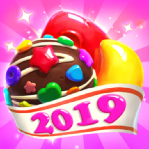 Crazy Candy Lands-SocialPeta