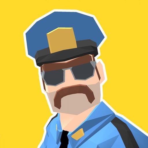 Amazing Cop!-SocialPeta
