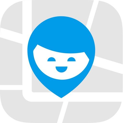 Где мои дети: GPS трекер-SocialPeta