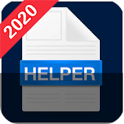 Scanner Helper- All-round PDF document scanning-SocialPeta