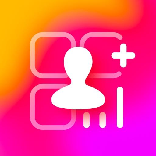 Followers QR & Collage Editor-SocialPeta