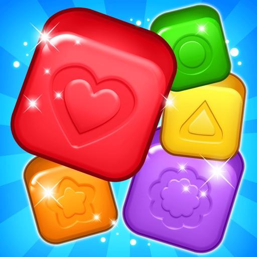 Cube Rush Adventure-SocialPeta