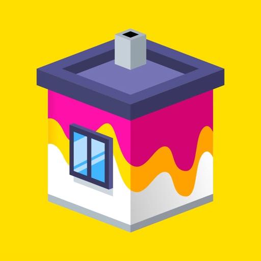 House Paint-SocialPeta