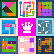 Puzzledom - classic puzzles all in one-SocialPeta