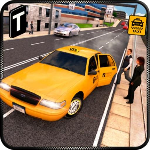 Taxi Driver 3D-SocialPeta