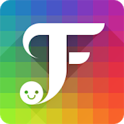 FancyKey Keyboard - Cool Fonts, Emoji, GIF,Sticker-SocialPeta