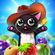 Fruity Cat Pop -  bubble shooter!-SocialPeta