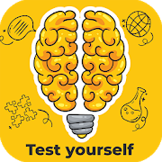 Brain test - psychological and iq test-SocialPeta