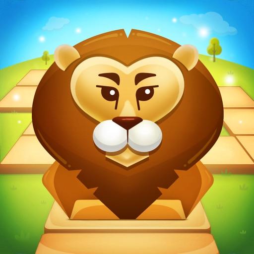 Zoo Maze Puzzle-SocialPeta