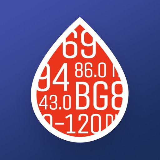 Glucose Buddy Diabetes Tracker-SocialPeta