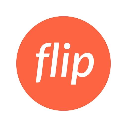 Flip: Transfer Bank & Pulsa-SocialPeta