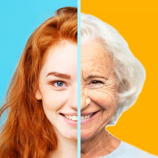 Face Aging App - Cartoon Photo-SocialPeta