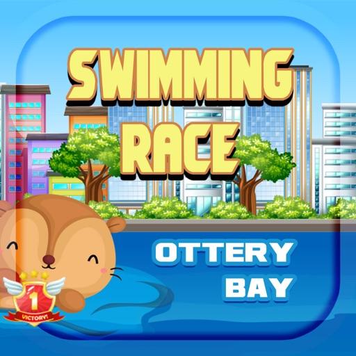 Swimming Race: Ottery Bay-SocialPeta