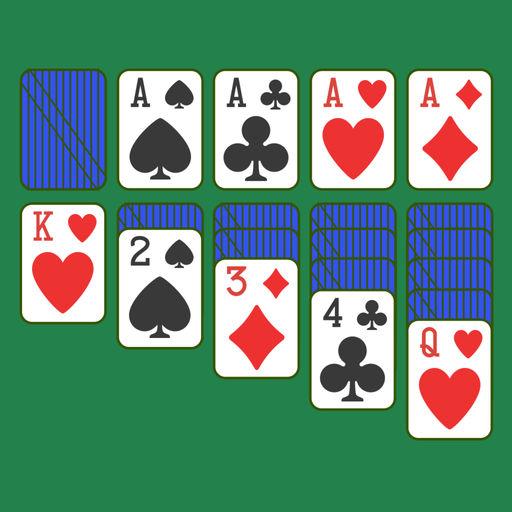 Solitario (Juego de cartas)-SocialPeta