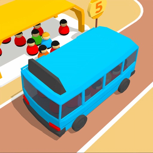 Idle Bus 3D-SocialPeta