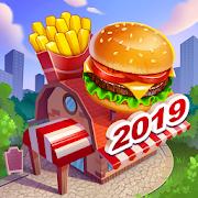 Crazy Chef: Craze Fast Restaurant Cooking Games-SocialPeta