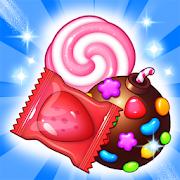 New Sweet Candy Pop: Puzzle World-SocialPeta