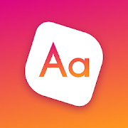 Fonts for Instagram-SocialPeta