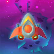 Asteroids Invaders – Space Shooter | Galaxy Attack-SocialPeta