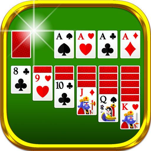 Paciência o jogo de cartas-SocialPeta