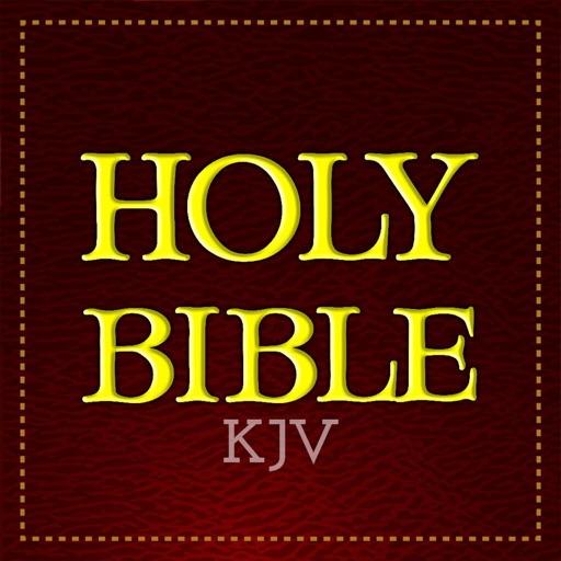 KJV Bible Offline - Audio KJV-SocialPeta