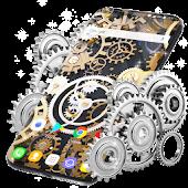 Mechanical Live Wallpaper  Animated Keyboard-SocialPeta
