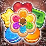 Best Cookie Maker: Fantasy Match 3 Puzzle-SocialPeta