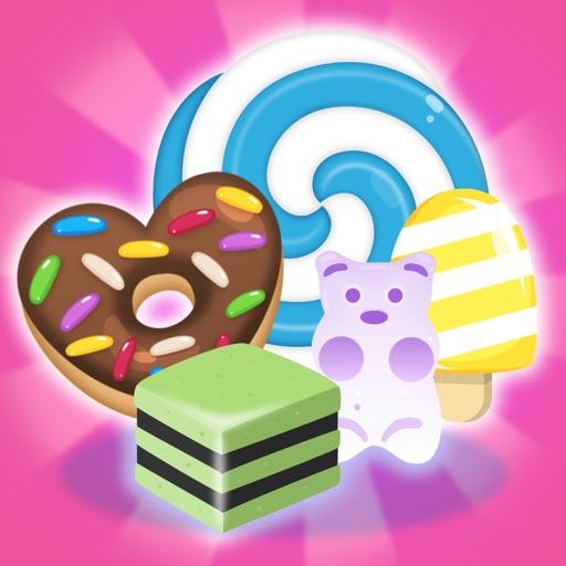 甜食飞 : Idle Merge Sweet-SocialPeta