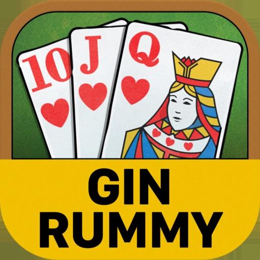 Gin Rummy Card Game Classic-SocialPeta