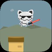 Cat Sushi Dash-SocialPeta