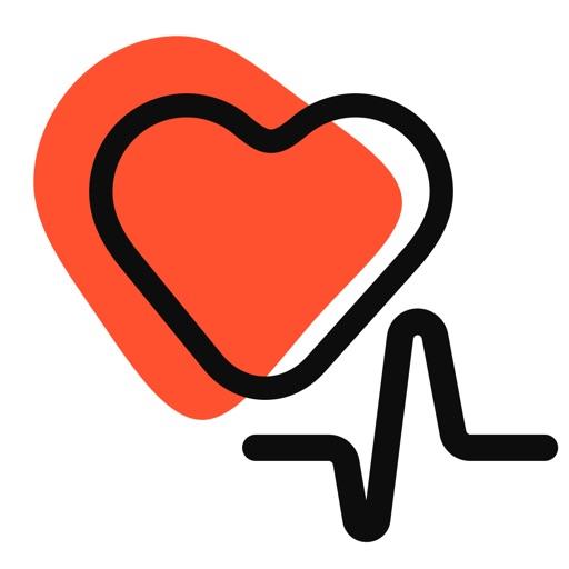 脉搏监视器 心跳检测 心电图-SocialPeta