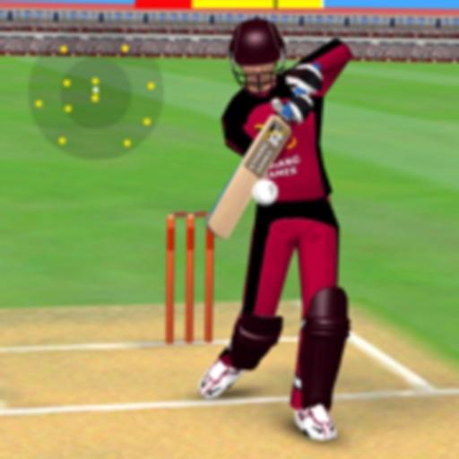 Smashing Cricket: Bat & Bowl-SocialPeta