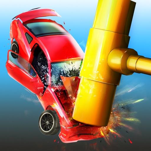 Smash Cars!-SocialPeta