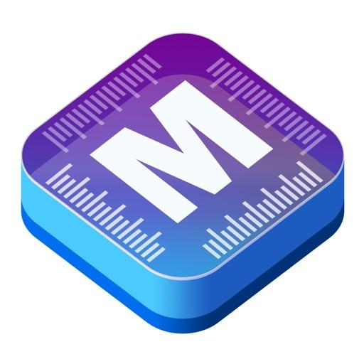 Medir 3D Pro- AR Cinta métrica-SocialPeta