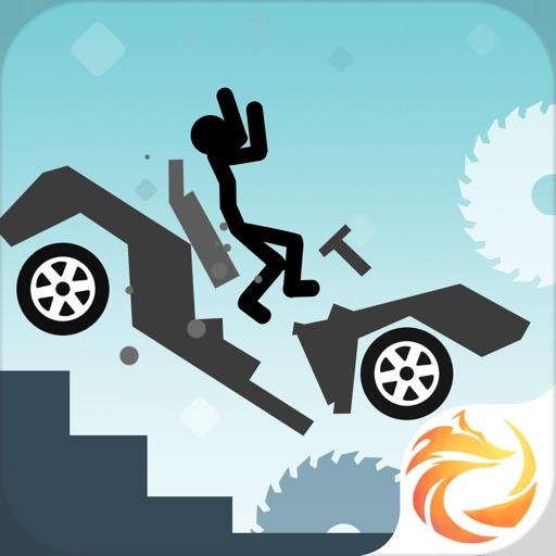 Ragdoll Physics : falling game-SocialPeta