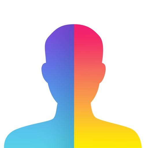 FaceApp - редактор селфи с AI-SocialPeta