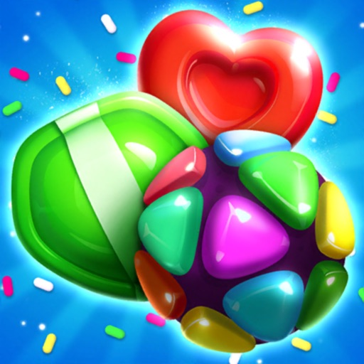 Candy Bomb Smash-SocialPeta