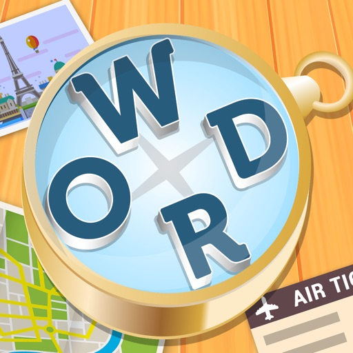 WordTrip - Word count puzzles-SocialPeta