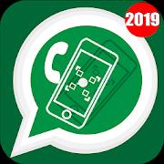 Scan Chat WSP-SocialPeta