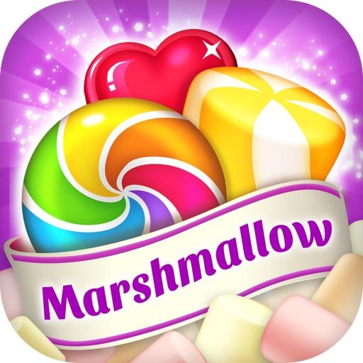 Lollipop2 & Marshmallow Match3-SocialPeta
