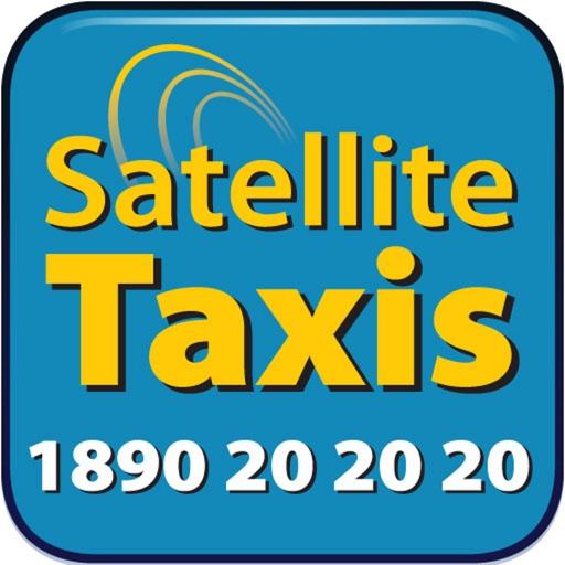 Satellite Taxis-SocialPeta