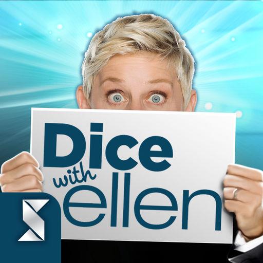 Dice with Ellen - A Fun New Dice Game!-SocialPeta